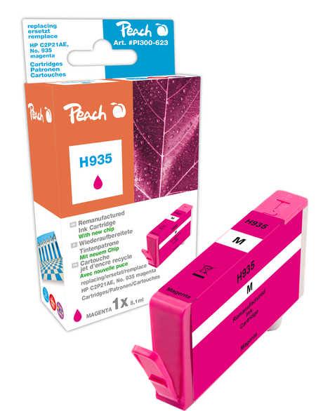 Peach  Tintenpatrone magenta kompatibel zu HP OfficeJet Pro 6230