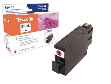 Peach  Tintenpatrone HY magenta kompatibel zu Epson WorkForce Pro WF-5110 DW