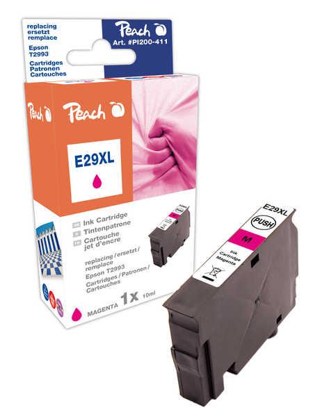 Peach  Tintenpatrone XL magenta kompatibel zu Epson Expression Home XP-452