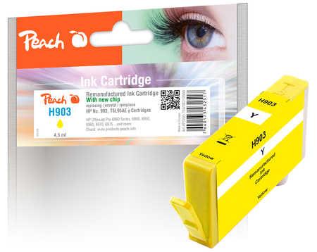 Peach  Tintenpatrone gelb kompatibel zu HP OfficeJet Pro 6975